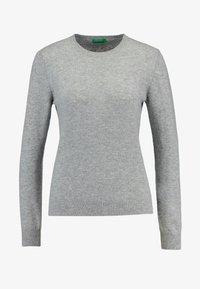 Benetton - Pullover - light grey - 3