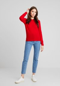 Benetton - Pullover - red - 1