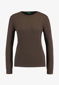 Benetton - Pullover - brown - 4