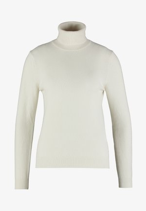 TURTLE NECK - Trui - white