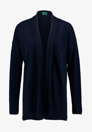 OPEN CARDIGAN - Kardigan - dark blue