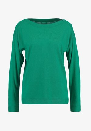 CREW NECK  - Pullover - green