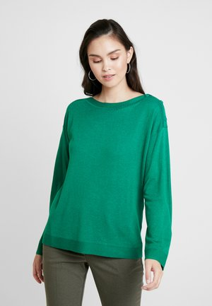 CREW NECK  - Strikkegenser - green