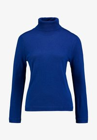 Benetton - TURTLE NECK - Jumper - royal blue - 3