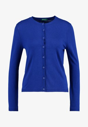 CREW NECK CARDIGAN - Kardigan - royal blue