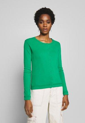 Kardigan - green