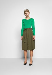 Benetton - Strikkegenser - green - 1
