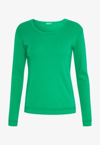 Benetton - Strikkegenser - green - 4