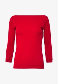 Benetton - Sweter - red - 4