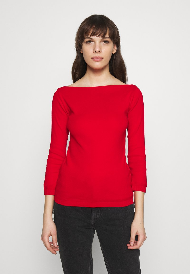 Benetton - Sweter - red