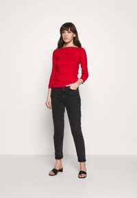Benetton - Sweter - red - 1