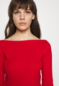 Benetton - Sweter - red - 3