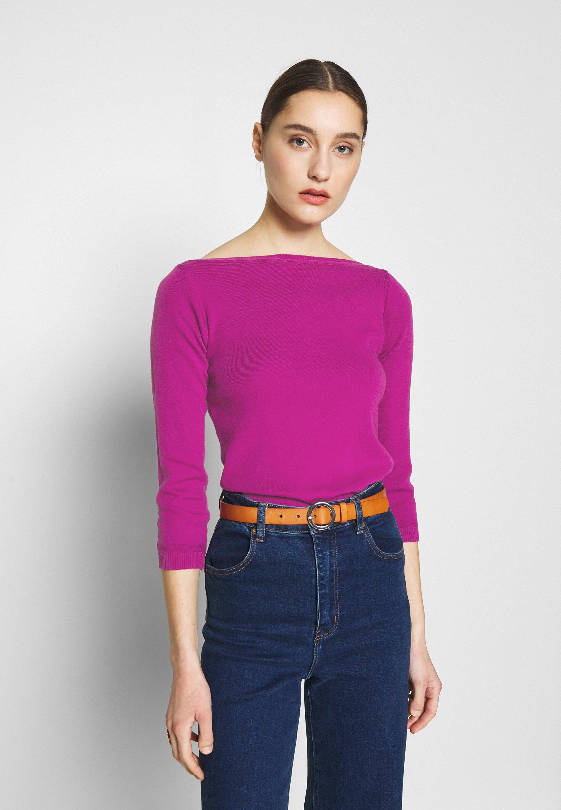 Benetton Sweter - purple