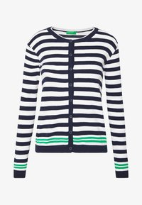 Benetton - Cardigan - navy - 3