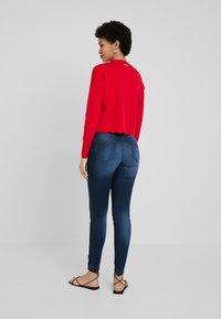 Benetton - Jeans Skinny Fit - dark denim - 2