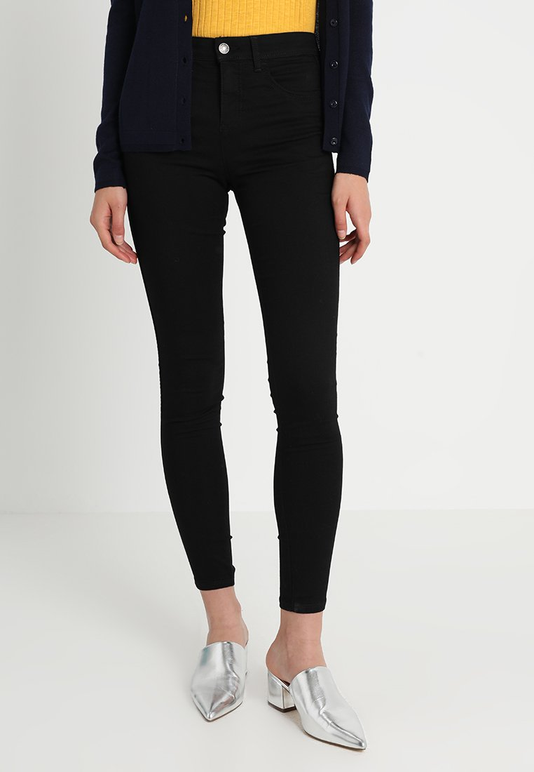 Benetton - Jeans Skinny Fit - black
