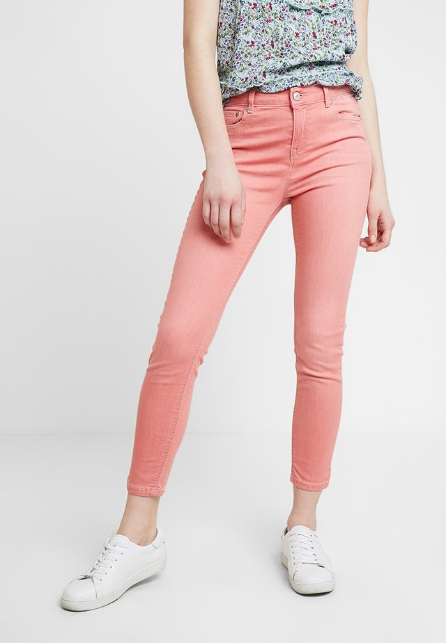 COLOUR  - Jeans Skinny Fit - cherry