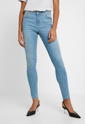 TROUSERS - Jeansy Skinny Fit - blue