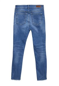 Benetton - TROUSERS - Slim fit jeans - mid blue - 1