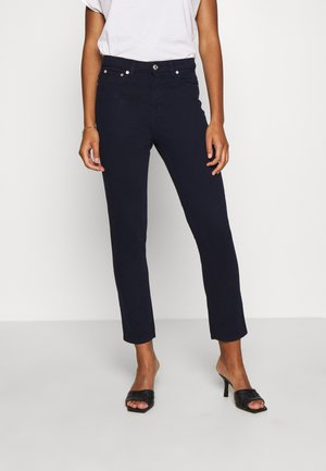 TROUSERS - Jeans a sigaretta - navy