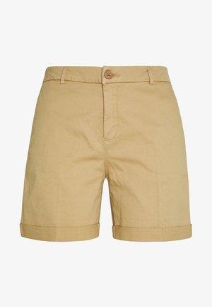 BERMUDA - Shorts - beige