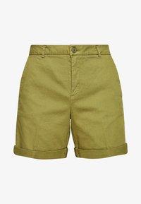 Benetton - BERMUDA - Shorts - khaki - 4