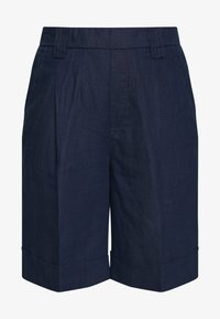 Benetton - BERMUDA - Szorty - navy - 3