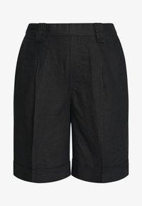 Benetton - BERMUDA - Shorts - black - 3
