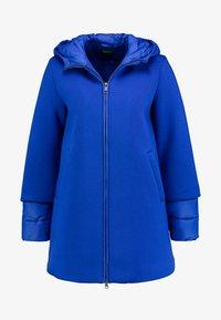Benetton - FELT LINED - Parka - blue - 4