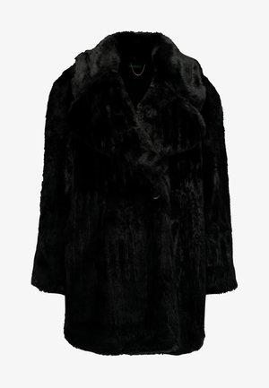 COAT - Vinterkåpe / -frakk - black