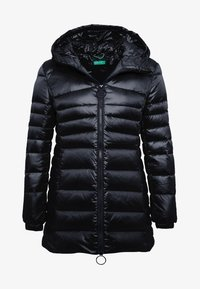 Benetton - SHORT COAT - Piumino - black - 4
