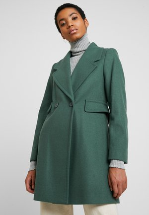 Cappotto corto - green