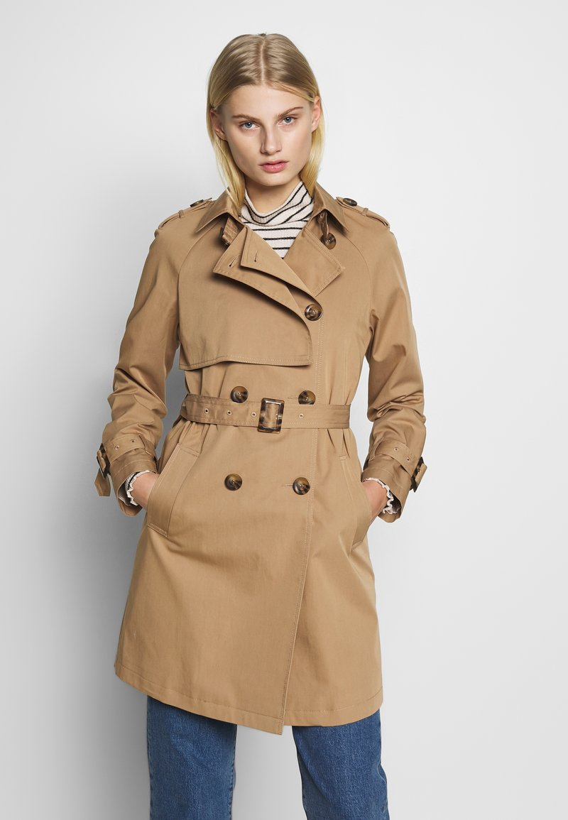 Benetton - TRENCH COAT - Trench - beige