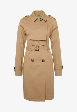 TRENCH COAT - Gabardina - beige