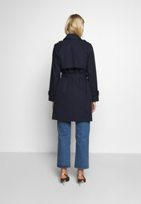 Benetton - TRENCH COAT - Trench - navy - 2