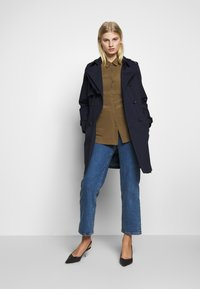 Benetton - TRENCH COAT - Trench - navy - 1