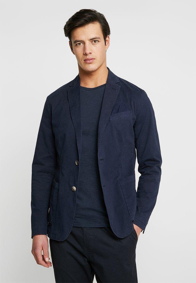 Benetton - Blazer jacket - navy