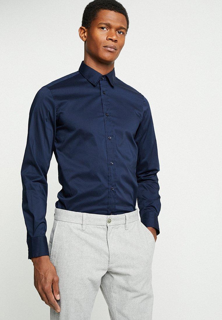 Benetton - Shirt - navy