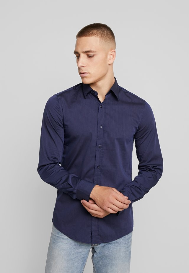 Skjorta - dark bleu