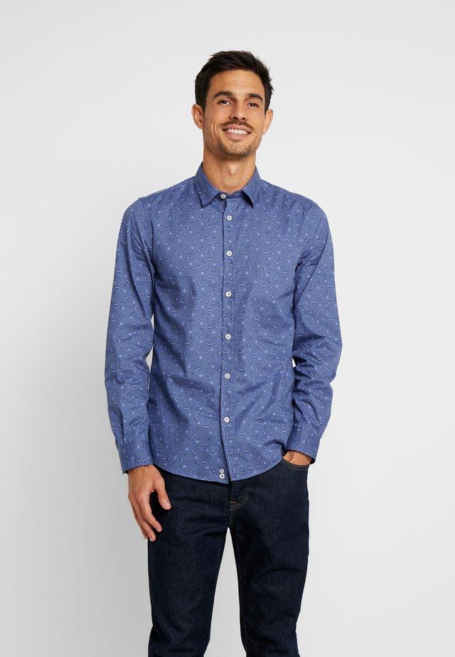 Skjorta - medium blue