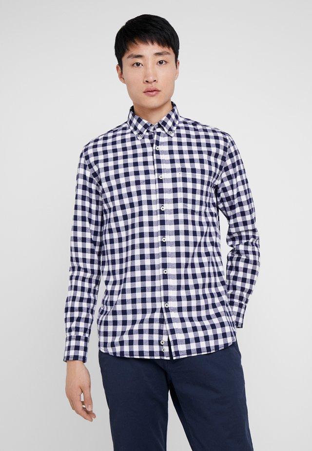 Overhemd - white/blue