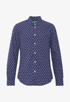 Camicia - darkblau