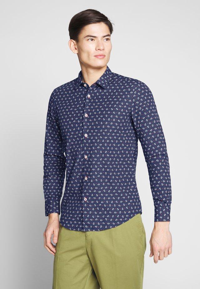 Skjorta - darkblau