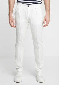 Benetton - Trousers - offwhite - 0
