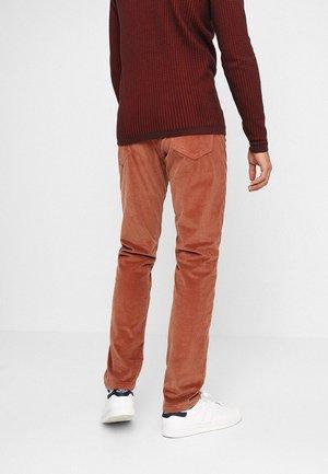 Kalhoty - light brown