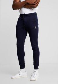 Benetton - Teplákové kalhoty - dark blue - 0