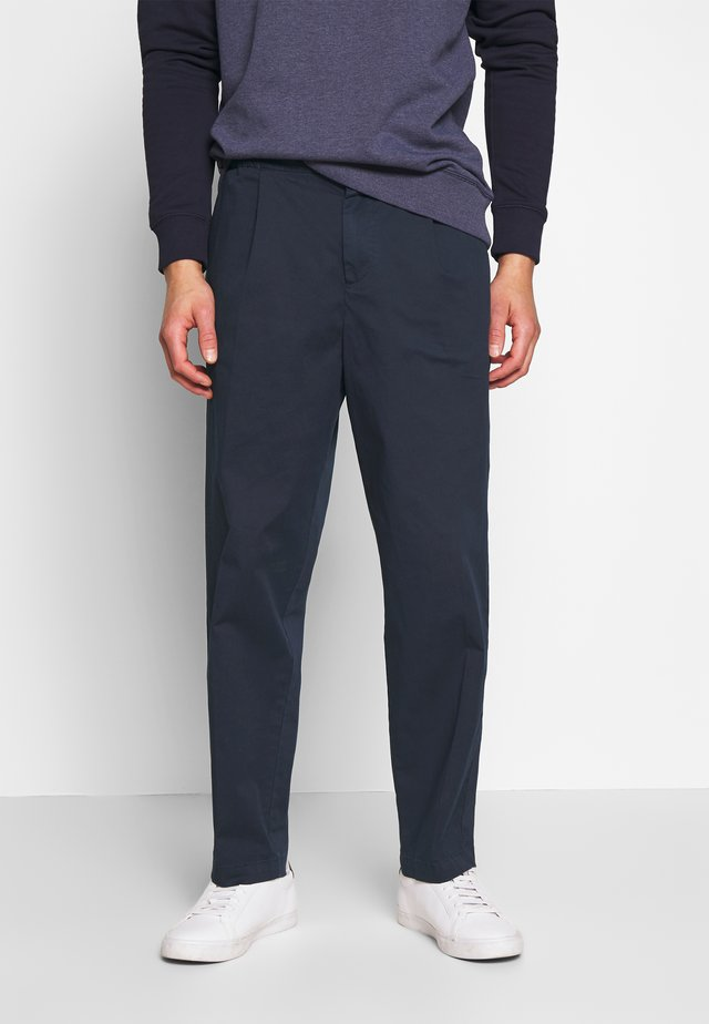 MODERN SUMMER - Chinos - darkblue
