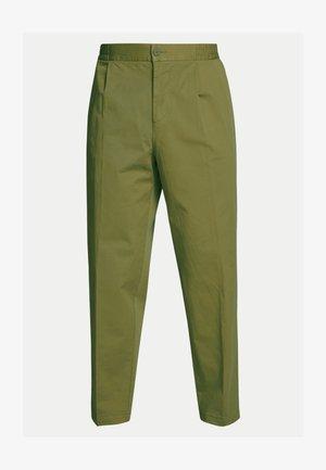 MODERN SUMMER - Chino kalhoty - olive