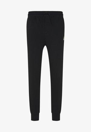 TROUSERS - Teplákové kalhoty - black