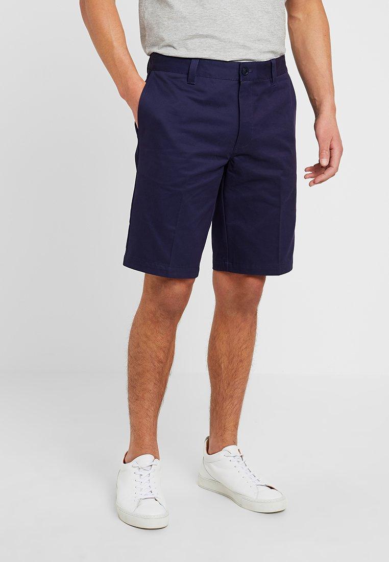 Benetton - Shorts - dark blue